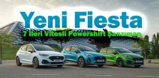 Ford, yeni Fiesta'yı 'Hibrit' versiyonu ile birlikte tanıttı
