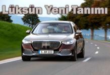 Yeni Mercedes-Maybach S-Serisi