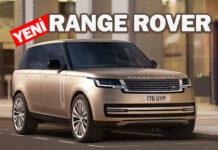 Bugüne kadar tasarlanan en sofistike Range Rover 2022'de Türkiye'de