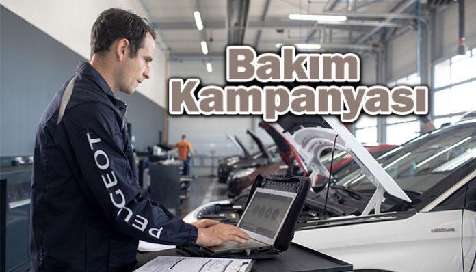 Groupe PSA Türkiye'den Ekim Ayı Bakım Kampanyası
