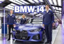 BMW, Tesla'ya karşı kullanacağı kozu i4'ün seri üretimine başladı