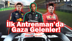 F1 Turkish GP'sinde 1. Antrenman sonucu: Hamilton, Verstappen, Leclerc
