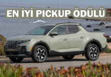 Hyundai Santa Cruz, ABD'de En İyi Pick-up seçildi