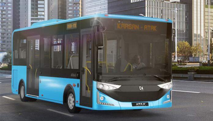 Dizel Atak Otobüs