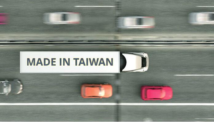 Tayvan Otomotiv Elektroniği ve IOV Endüstri Fuarı Webinarı