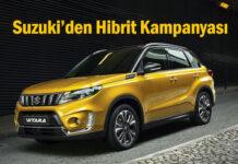 Suzuki Hibrit kampanyasi