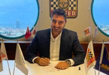 Üçlertoprağı, Türkiye Otomobil Sporları Federasyonu'nda tek aday