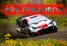 WRC Finlandiya Rallisi'nde Elfyn Evans